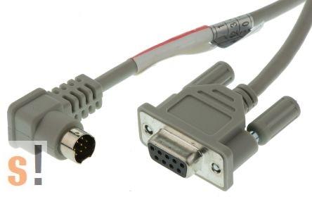 1761-CBL-PM02 # Allen-Bradley Rockwell MicroLogix 1000 SERIES PLC programozó kábel/90 fokos Mini-DIN csatlakozó, Allen-Bradley