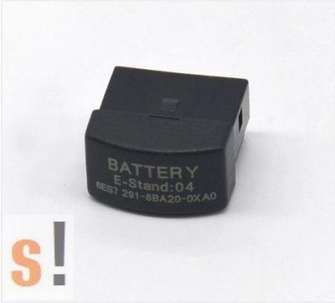 6ES7291-8BA20-0XA0 # Akkumulátor modul Siemens S7-200 PLC-hez/S7-22X CPU/Lithium akku, AMSAMOTION