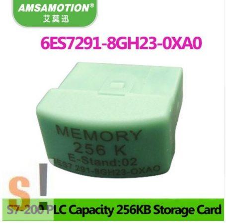 6ES7291-8GH23-0XA0 # Memória modul Siemens S7-200 PLC-hez/256 KB/S7-22X/Memory Storage Card, AMSAMOTION
