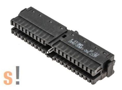 6ES7392-1AM00-0AA0 # Siemens S7-300 csatlakozó sín/sorkapocs sín
