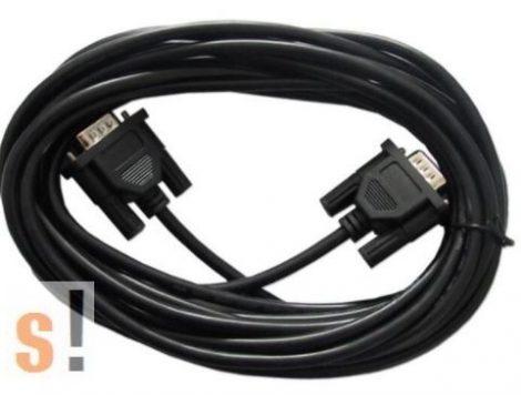 6ES7901-0BF00-0AA0 # SIMATIC S7, MPI kábel, SIMATIC S7 és PG közé, MPI, 3 méter [Utángyártott]