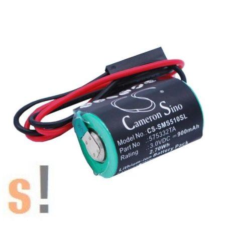 6FC5247-0AA18-0AA0 # Siemens Simatic S7-300 PLC akku /3V/Li-Ion/900mAh/840D/ MC2-BAT-AB/575332TA/Cameron Sino