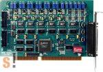 A-626 # ISA kártya/ISA Board/6x AO/12bit/16x DI/16x DO, ICP DAS, ICP CON