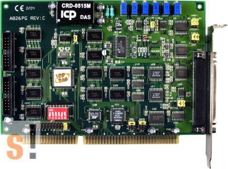 A-826PG CR # ISA Board/16/8x AI/16bit/100kS/s/2x AO/16x DI/16x DO, ICP DAS, ICP CON