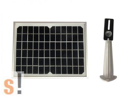 ACC-SOPAN-11 # Solar Panel az Ursalink  UC11-N1 DC LoRaWan szenzorhoz/5W/falra rögzíthető, URSALINK