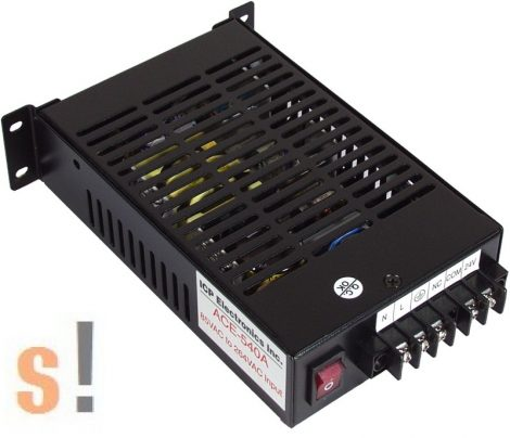 ACE-540A # Tápegység/Power Supply/24V/1.7A, ICP DAS, ICP CON
