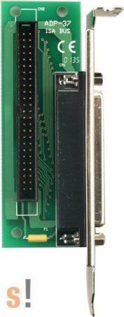 ADP-37 #Slot Adapter/ISA/37pin/CA-5002, ICP DAS, ICP CON