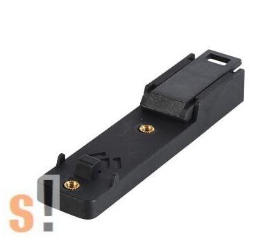 APRA 442-311-35 # DIN sín rögzítő klip/35 mm sínhez/18 mm széles/10 darabos csomag/APRA