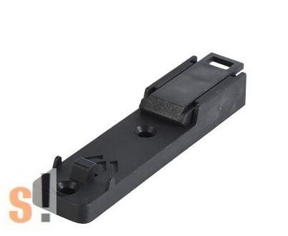 APRA 442-311-45 # DIN sín rögzítő klip/35 mm sínhez/18 mm széles/10 darabos csomag/APRA