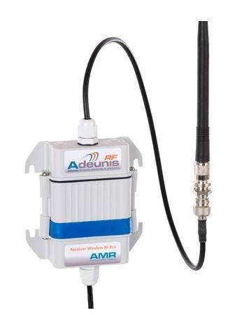 ARF7922BA  # AMR vevő Wireless M-Bus - RS-232 - külső antenna - OMS mode T1, C1 -Adeunis RF