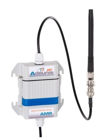 ARF7922CE  # AMR vevő Wireless M-Bus - RS-485 - külső antenna - OMS mode S1  - Adeunis
