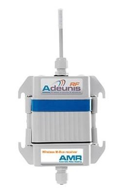 ARF7923BA # AMR Repeater Wireless M-Bus,230Vac/3Vdc, OMS mode S1, Adeunis