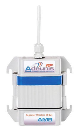 ARF7924AA # AMR Repeater Wireless M-Bus, self power, T1/4min/ OMS mode T1, C1 / Adeunis RF