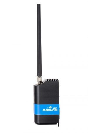 ARF7941BA # ARF868 LR Rádió modem, 7-km-ig, RS-232/485, külső antenna, Adeunis RF