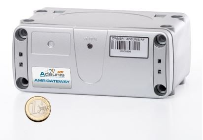 ARF8011BA  # AMR Gateway, self power, külső antenna, akku, Adeunis RF