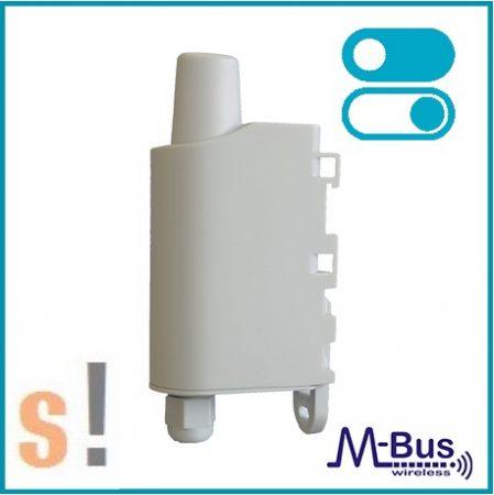 ARF8041AA # AMR SENSORS Wireless M-Bus 0-10V, 4-20mA, Dry contacts, Adeunis RF