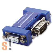 BB-9PMDS # Modem data splitter/soros jel szétosztó/2 x DB9 mama port/1x DB9 papa port/ BB SmartWorx