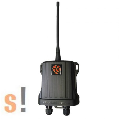 BLIZZARD-868-kit # RF Radio modem párban/868 MHZ/ 1 km/USB port/RS-232 port/fél-duplex / Plug 'n' Play, RF Solutions