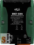 BNET-5304 CR # I/O Modul/BACnet/IP/6AI/1AO/4DI/4DO, ICP DAS