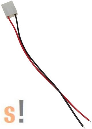 CA-03015 # Kábel/3pin/DP-640/660/665 tápegységhez, ICP DAS, ICP CON
