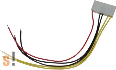 CA-0802 # Kábel/8pin/DP-660/665 tápegységhez, ICP DAS, ICP CON