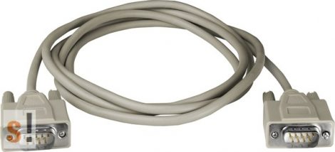 CA-0920 # Kábel/9pin Male-Male/D-Sub/2m, ICP DAS, ICP CON