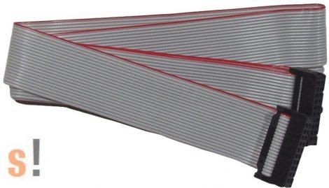 CA-2010 # Kábel/20pin/flat/20cmx2/1m, ICP DAS, ICP CON