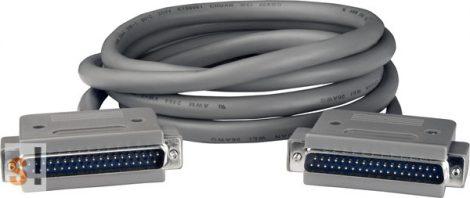 CA-3720D # Kábel/37pin/male-male/D-sub/2m/(180º), ICP DAS, ICP CON