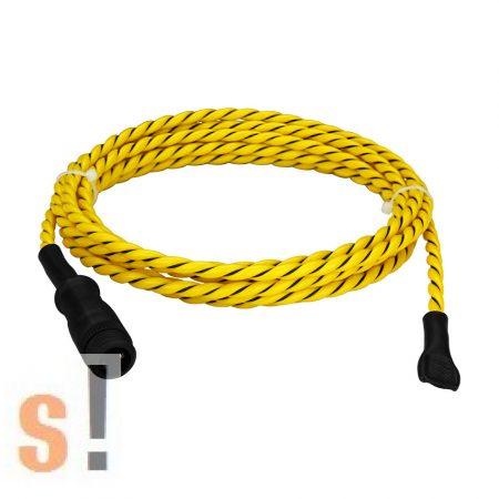 CA-LLD-DC100-L030 CR # iSN modul kábel/3 m/ nedvesség / víz érzékeles, ICP DAS, ICP CON