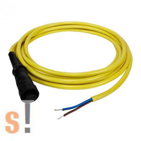 CA-LLD-EC-L030 CR # iSN modul összekötő kábel/3 m/ modul és nedvesség - víz érzékelő kábel közé, ICP DAS, ICP CON