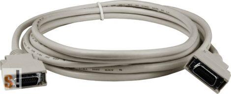 CA-SCSI20-M3 # Kábel/Cable/SCSI-II/20pin/20pin Male/3m/Mitsubishi J2 Series Motorhoz/ ICP DAS, ICP CON