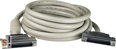 CA-SCSI50 # Kábel/Cable/SCSI-II/68pin/male/5m/PISO-400/300/Encoder600, ICP DAS, ICP CON