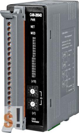 CAN-2054D # CAN Modul/DeviceNet/8DI/8DO/Slave/LED, ICP DAS