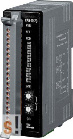 CAN-2057D # CAN Module/DeviceNet/16DO/Slave/LED, ICP DAS