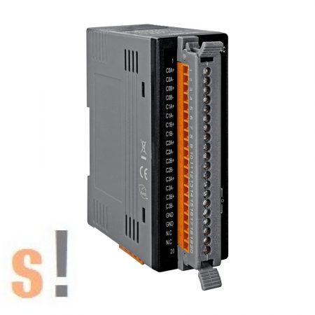 CAN-2084C CR # I/O Modul/CANopen/Slave/4/8x DI/LED, ICP CON, ICP DAS