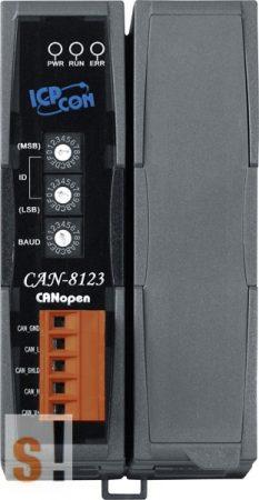 CAN-8123-G # Remote I/O ház/CANopen/Slave/1x I/O férőhely, ICP DAS