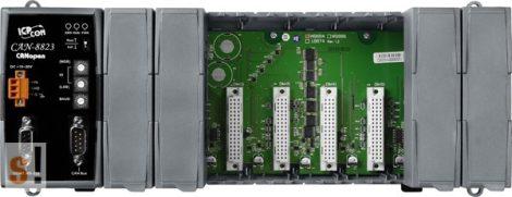 CAN-8823-G # Remote I/O ház/CANopen/Slave/8x I/O férőhely, ICP DAS