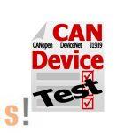 CAN Test Tool # CAN tesztelés, ICP DAS