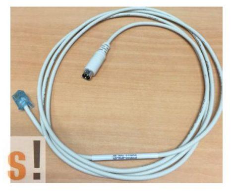 CB-RCA-SIO050 # Kommunikációs kábel/RCA-105-2/RCA-101-MW/5 méter, IAI