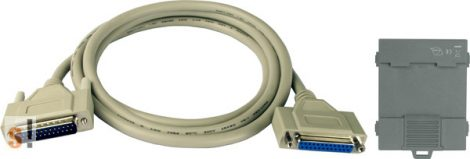 CD-2518D # Kábel/25F-25M/25 mama-25 papa/DIN-sínre a DB-1820 modulhoz/1.8m, ICP CON, ICP DAS