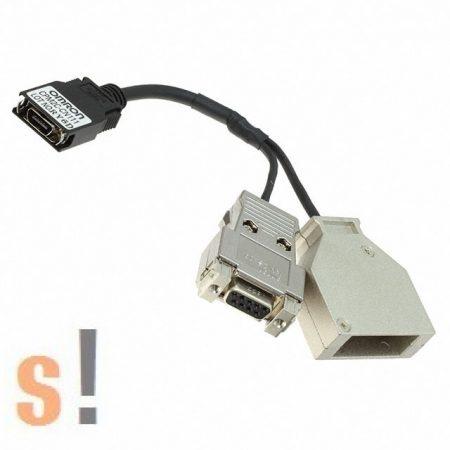 CPM2C-CN111 # OMRON CPM2C kábel/0,15 méter/RS-232, OMRON