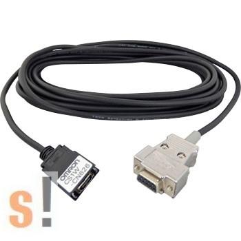 CS1W-CN626 # Programozó kábel/OMRON CS1 sorozathoz/DB9 csatlakozó/PLC csatlakozó/6 méter OMRON