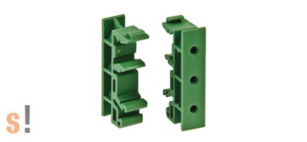 DK35A # DIN sín adapter/ 35 mm DIN sínhez/ 1 pár/MOXA