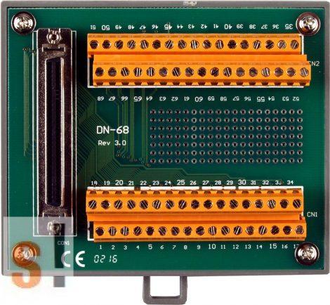 DN-68 CR # Encoder sorkapocs kártya/ PISO-ENCODER300(U)/PISO-ENCODER600(U) kártyákhoz/ICP CON, ICP DAS