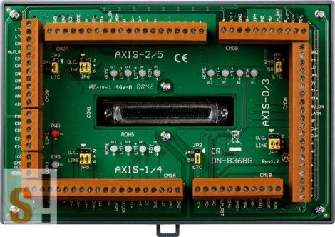 DN-8368 GB CR # Általános célú optikailag szigetelt vezetékező kártya /PISO-PS600/VS600/PMDK kártyákhoz/ICP CON, ICP DAS