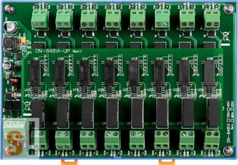 DN-848VI-150V # Feszültségosztó/8 Ch/±150Vpp/szigetelt, ICP DAS
