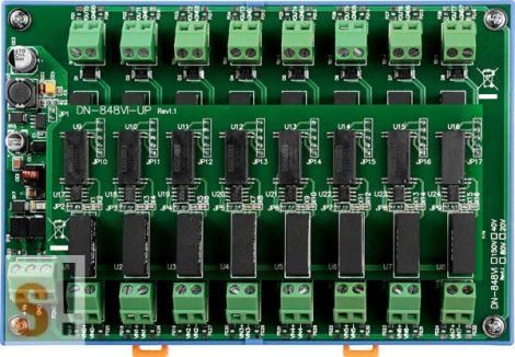 DN-848VI-80V # Feszültségosztó/8 Ch/±80Vpp/szigetelt, ICP DAS