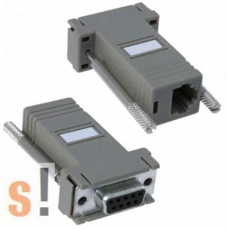 DS9097U-009 # Univerzális 1-Wire/RS-232/COM Port/Konverter/Adapter, Maxim-Dallas