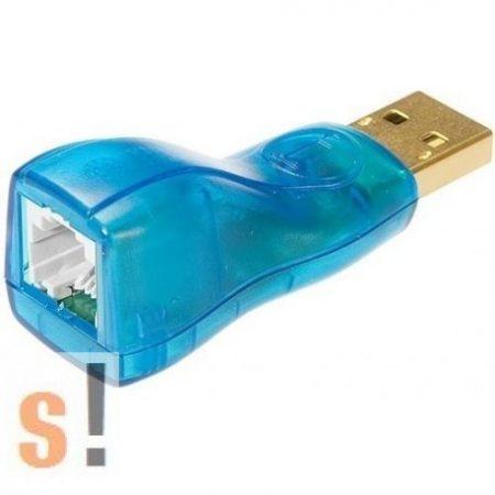 DS9490R # Univerzális 1-Wire/USB/COM Port/Konverter/Adapter, Maxim-Dallas