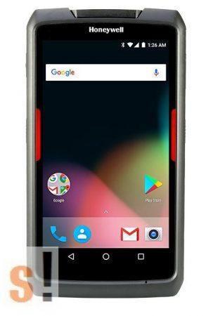 "EDA70 # ScanPal EDA70 érintőkijelzős ipari tablet/7"" kijelző /2D vonalkódolvasó/ Kamera 5M/Bluetooth/WiFi/4G/NFC/GPS/Android 7.1, Honeywell"